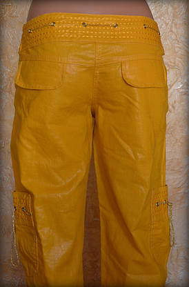 Женские брюки лен 22, фото 2