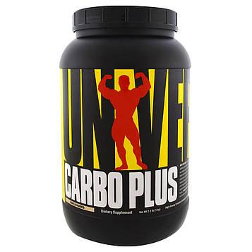 Universal Nutrition, Карбо плюс, смесь для приготовления напитков с высокоэнергетическим комплексом сложных углеводов, без вкуса, 2,2 фунта (1 кг)
