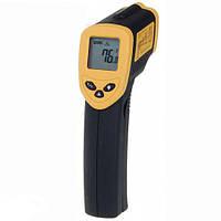 Пірометр цифровий електронний інфрачервоний термометр (-50C - +530C)