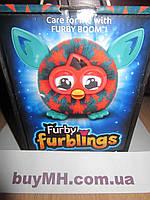 Furby Furbling Critter (Orange Stars) Ферби Ферблинг (Оранжевые звёзды), фото 1