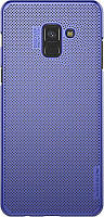 Чехол Nillkin Air для Samsung Galaxy A8 SMA530 Blue, КОД: 133220