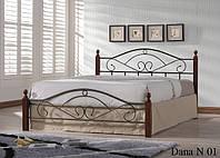Кровать Dana N 01 140 х 200