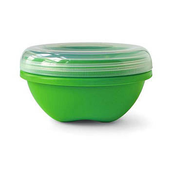 Preserve, Маленький контейнер для продуктов питания, зеленый, 19 унций (560 мл)