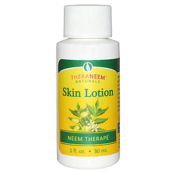 Organix South, TheraNeem Naturals, Neem Therapé, Skin Lotion, 1 fl oz (30 ml)