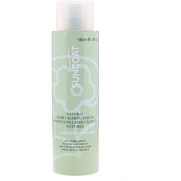 Suncoat, Натуральная успокаивающая сыворотка для волос, 6 жидк. унц. (180 мл)