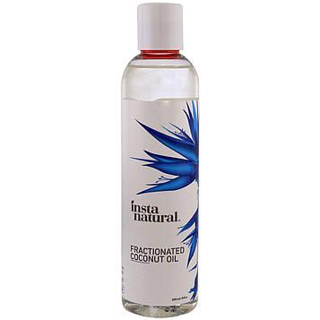 InstaNatural, Fractionated Coconut Oil, Skin Formula for Bath & Beauty, 8 fl oz (240 ml)