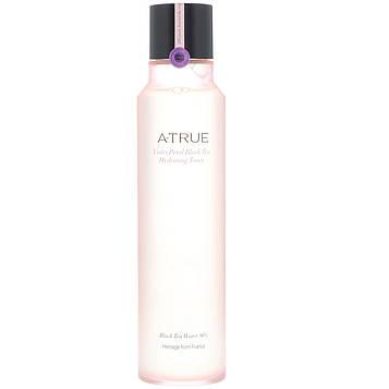 ATrue, Тоник для лица, фиолетовый лепесток черного чая, 180 мл