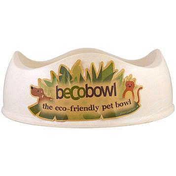 Beco Pets, Экологически безопасная миска для домашних животных из натуральных материалов, большая, 1 миска
