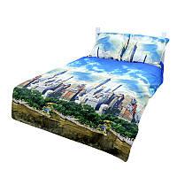 Комплект постельного белья Moorvin Евро 240х215 (RAP_315_0021) КОД: 653363