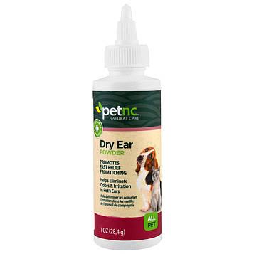 Petnc NATURAL CARE, Pet Natural Care, Dry Ear Powder, All Pet, 1 oz (28,4 g)