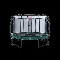 Батут Berg Elite +Regular Green 430 + Safety Net T-Series 430