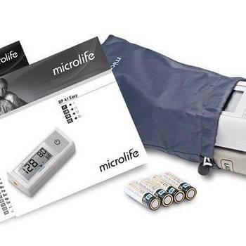 Тонометр автоматический Microlife BP A1 Easy c адаптером