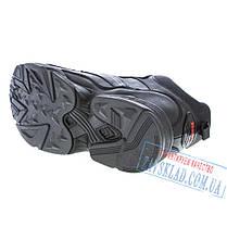 Мужские черные зимние кроссовки BaaS BS22. Натуральная кожа, на меху., фото 3