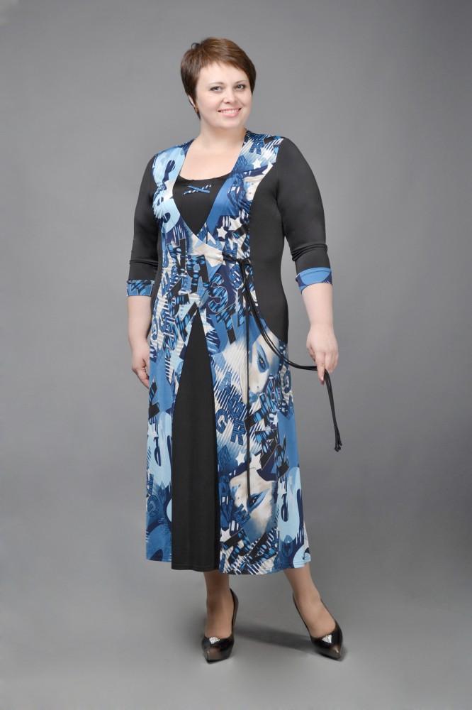 """Платье женское """"Petro Soroka"""" модель МИ 0925-04"""
