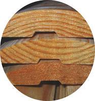 Блок-хаус лиственница европейская (модрина)