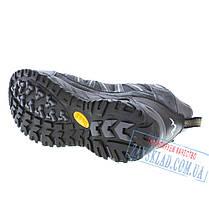 Черные зимние мужские кроссовки BaaS BS23. Натуральный нубук, искусственный мех., фото 3
