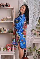 Женское домашнее кимоно Гейша