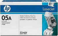 Картриджи HP CE505A для HP LJ P2035, P2055d, 2055dn оригинал