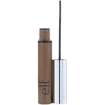 E.L.F. Cosmetics, Гель для бровей, Beautifully Bare, формула Sheer Tint, средний, 0,27 ж. унц. (8 мл)