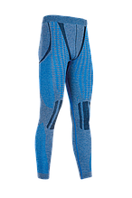 Мужские термоштаны Haster Alpaca Wool S/M Синие