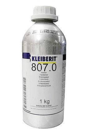 Клей Клейберит для ПВХ-плівки (для мембранно-вакуумного пресування) 433.2 (каністра 10 кг), блакитний, Німеччина, фото 2
