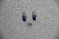 Глазки рисованные,     20*8 мм.   №50