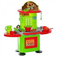 Игровой набор На Машиной кухне Limo Toy MM 0077 Зеленый (intMM 0077) КОД: 396663
