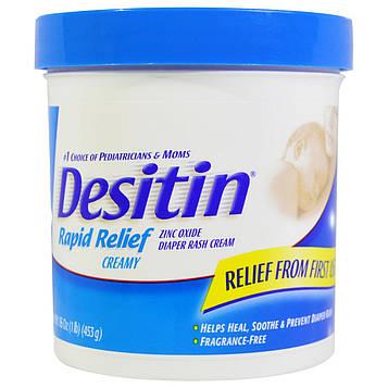 Desitin, Быстрый обезболивающий крем, 16 унций (453 г)