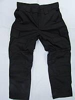 """Брюки серии """"Statagem-m"""" Телохранитель - milt-02 рип-стоп черный тефлон, фото 1"""