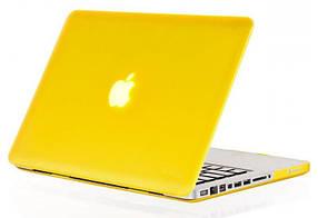 Пластиковый чехол Grand для MacBook Pro 13.3 Желтый AL34013pro, КОД: 196842