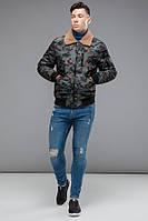 Зимняя подростковая куртка, фото 1