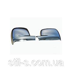 Накладки на зеркала VW CADDY (2003-2014)