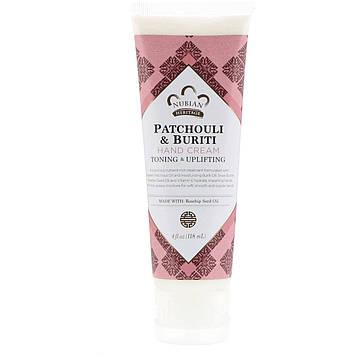 Nubian Heritage, Pathchouli Hand Cream