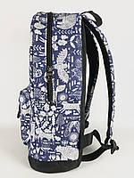 Городской рюкзак Baglab синий лес F, фото 3