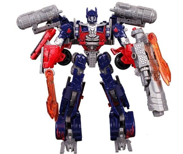 Трансформер робот-машина Оптимус Прайм : продажа, цена в ...