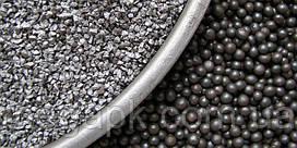 Дробь стальная литая ГОСТ 11964-81 диаметр 3.6