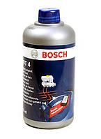 Тормозная жидкость ДОТ 4 BOSCH 0,5л