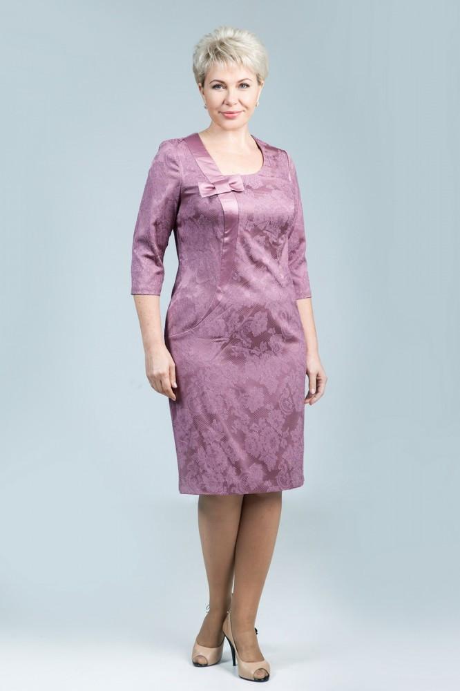 """Платье женское """"Petro Soroka"""" модель МИ 1648-04 марсала"""