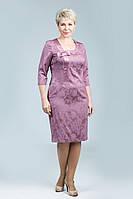 """Платье женское """"Petro Soroka"""" модель МИ 1648-04 роз"""