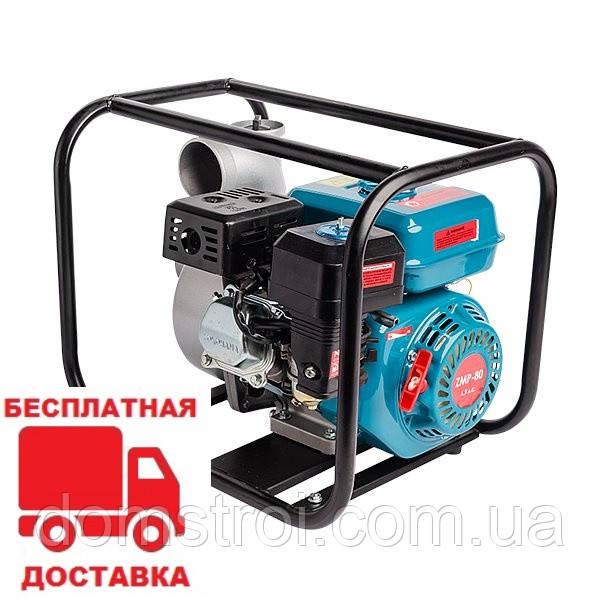 Мотопомпа бензиновая Зенит ЗМП - 80