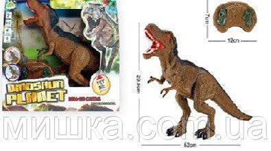 Динозавр на радіокеруванні RS6123A. 30*52 див. Ходить, крутить головою.