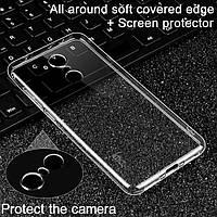 Чехол силиконовый для Xiaomi Redmi 5
