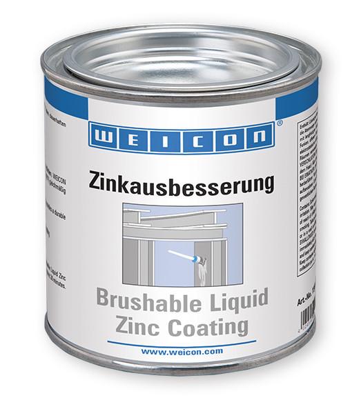 WEICON Brushable Zinc Coating (375мл) Защитное покрытие Цинк