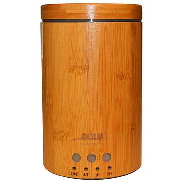 Now Foods, Ультразвуковой распылитель масел из натурального бамбука, 1 распылитель