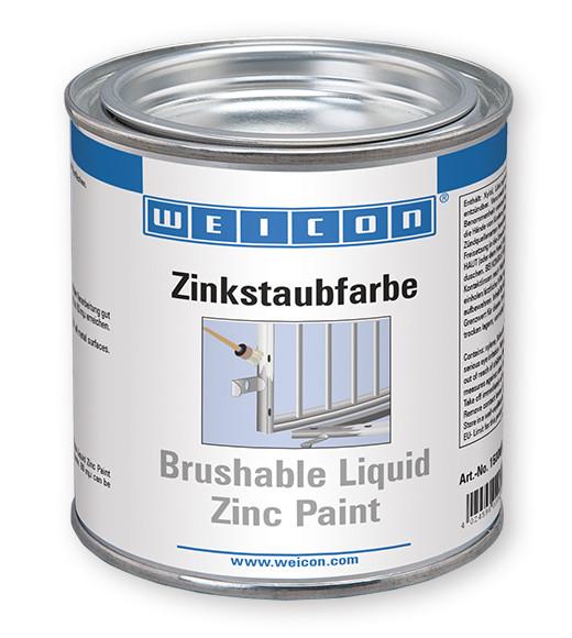 WEICON Zinc Paint (375мл) Защитная грунтовка