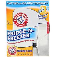 Arm & Hammer, Пищевая сода Fridge-N-Freezer, 396,8 г