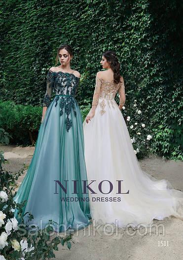 Вечернее, выпускное платье 1511