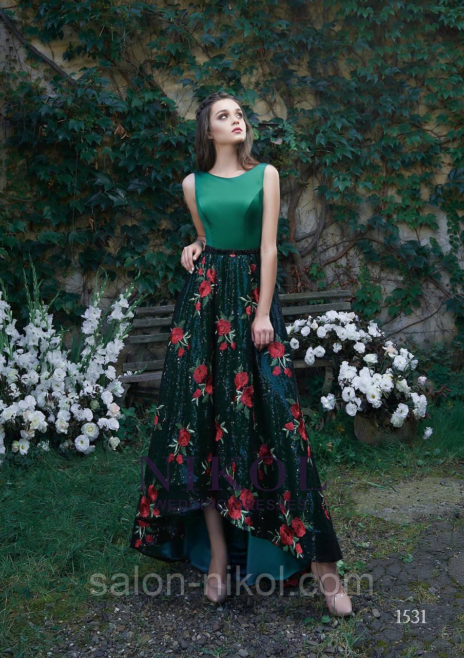 Вечернее, выпускное платье 1531