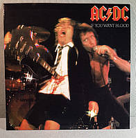 CD диск AC/DC - If You Want Blood You've Got It