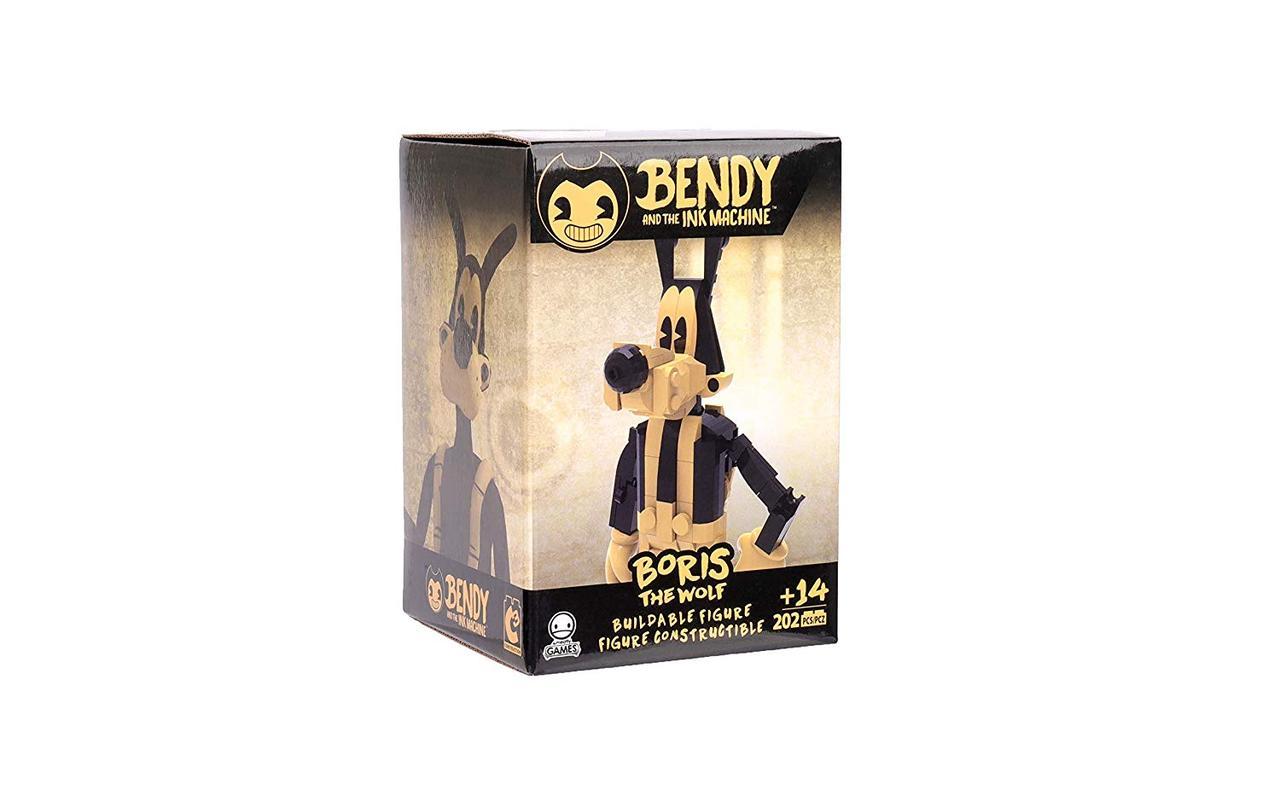 Конструктор Бенди и чернильная машина Bendy and the Ink Machine - Boris Buildable Figure